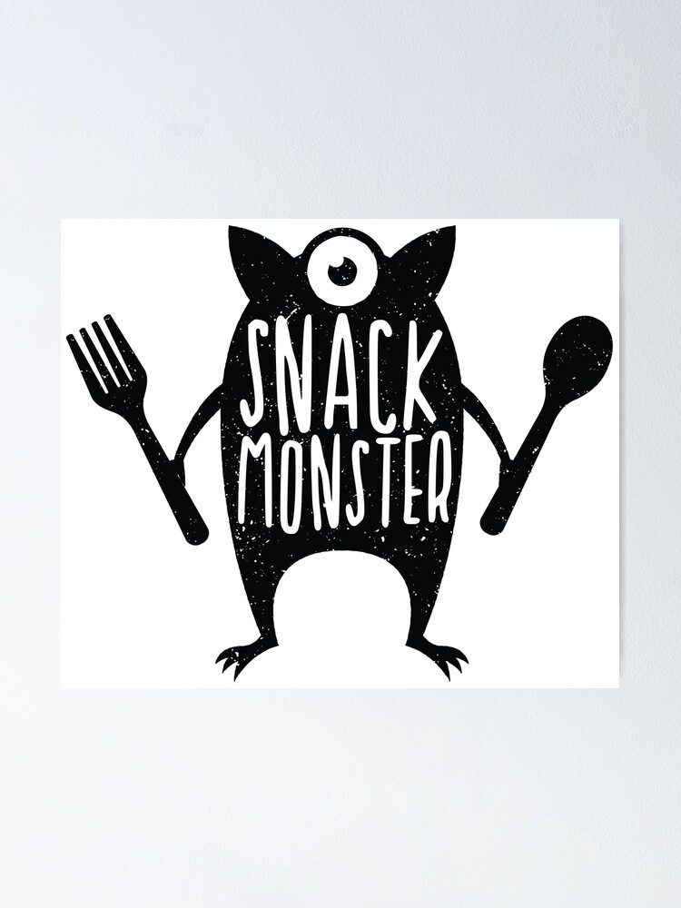 SNACK MONSTER – 3 TIPS TO MAKE YOUR CUPBOARDS WORK FOR YOU!